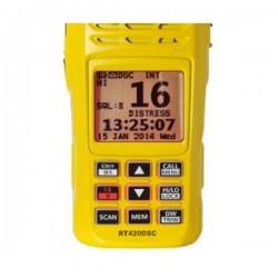 VHF portable 5W - Etanche et Flottante - GPS et DSC Navicom