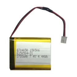 Batterie de rechange pour RT420, RT420DSC et RT430BT Navicom