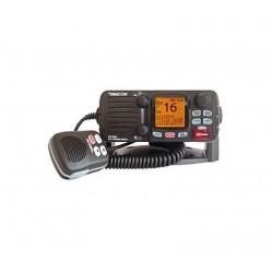 RT550-AIS VHF fixe 55 canaux, récepteur AIS intégré, classe D,25W-Boîtier noir Navicom