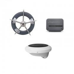 Evolution Wheel Pilot, ACU-100 & Wheel Drive. Note: Un écran MFD ou un boitier de commande est nécessaire.RaymarineT70248