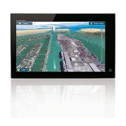 "Écran tactile Multitouch 19"" 1280x1024 pixels, 800cd/m², Flush Mount, 24Vcc et 115/230Vca FURUNO"