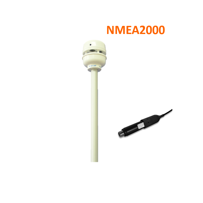 CV3F avec interface WindyPlug (NMEA2000)