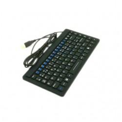 Clavier rigide étanche filaire USB IP68 272*135 mm  IPES2CLAV