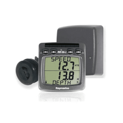 Pack sans fil speedo/sondeur Micronet avec triducer traversant (T111-868, T121 et T910)RaymarineT103-868