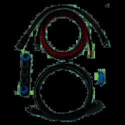 Câbles interface Kit/NMEA2000 (1X A06039, 1X A06045, 1X A06064, 1X A06049, 2X A06031)RaymarineT12217