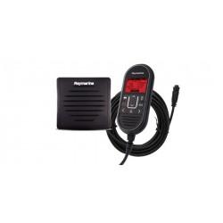 Pack station secondaire Ray90 inclus combiné Ray90, câble Y, Haut-parleur passif & 10 mètres de câbleRaymarineT70432