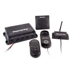 Pack station primaine Ray90 sans-fil inclus combiné sans-fil Ray90, Point d'accès et Haut-parleur actifRaymarineT70433