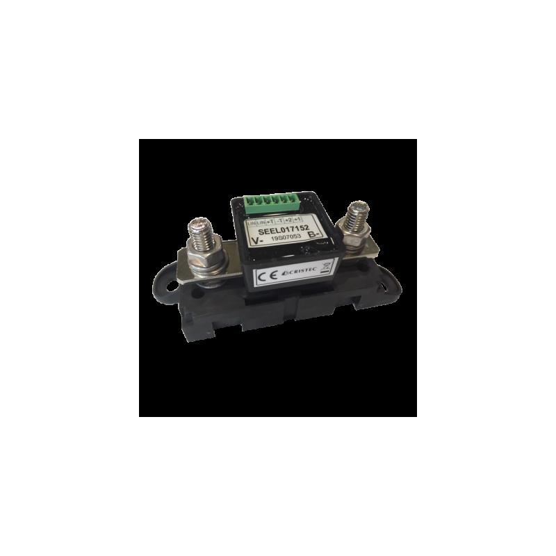 Shunt supplémentaire pour BAT-MON-3.5 NAV/SHUNT-300-3,5Cristec