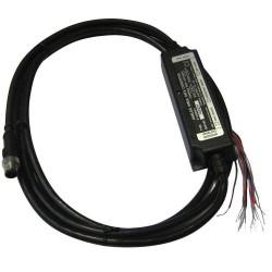 Câble 30m de Girouette/Anémomètre FI5001/FI5001L + Boîte de jonction pied de mât-FURUNO-1051100-SeaElec.fr