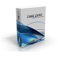 Mise à jour zone Wide (Raster, Jeppesen ou Navionics) Time Zéro
