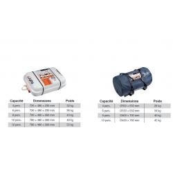 Radeau hauturier ISO9650-1 -24h  Alpha Océan