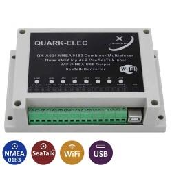 Multiplexeur NMEA 0183 et seatalk1 Quark-Elec