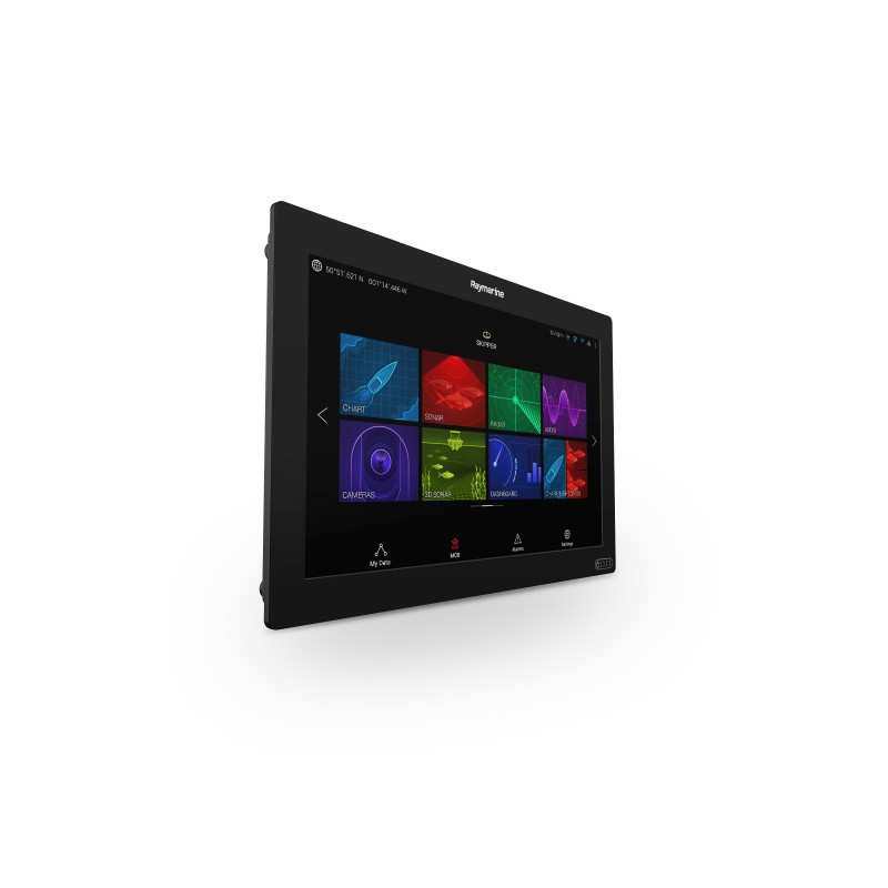 """AXIOM XL 22 - Ecran tactile 21.5"""" Glass Bridge multifonctions"""