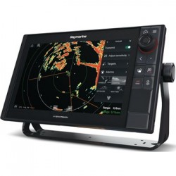 """AXIOM 16 Pro-RVX, Écran Hybride tactile multifonctions 16"""", 1kW CHIRP, DownVision, SideVision et RV 3D, Wifi, Navionics+ Small R"""