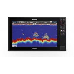 """AXIOM 9 Pro-RVX, Écran Hybride tactile multifonctions 9"""", sondeur 1kW CHIRP, DownVision, SideVision RV 3D,Wifi,Navionics+Small R"""