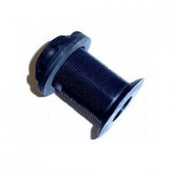 Passe-coque «flush» pour capteur long Raymarine