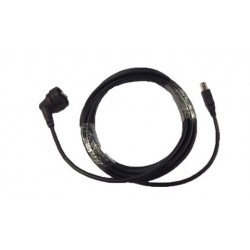 Contrôle Axiom XL par PC , câble 5 m prise USB(B) vers USB(A) 90° PC Raymarine