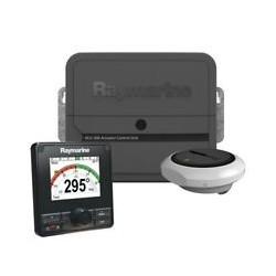 Evolution Solenoid Autopilot avec boîtier de commande p70Rs & ACU-300  (Compatible systèmes à électrovannes) Raymarine