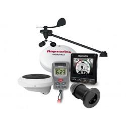 Kit Vent  sans fil inclus capteur Compas pour STNG (E70361, T120, E70096, T113-868, A06049, A06036, A06064, A06031, A06028) Raym