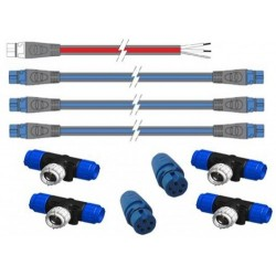 Kit installation STNG (2xA06031, 1xA06037, 2xA06036, 4xA06028, 1xA06049)RaymarineA25062