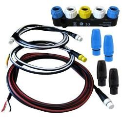 Kit Convertisseur STNG vers NMEA183 VHF (1xR52131, 2xA06031, 2xA06032, 1xA80265, 1xA06049, 1xA06039)RaymarineE70196