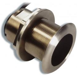 Sonde sondeur et température B60 inclinée à 12° (Branchement CP370 ) Raymarine