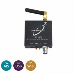 Récepteur AIS WIFI + USB Quark-Elec