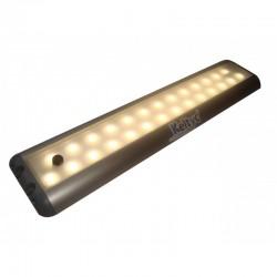 Plafonnier LED étanche blanc 1800Lm Keltyc