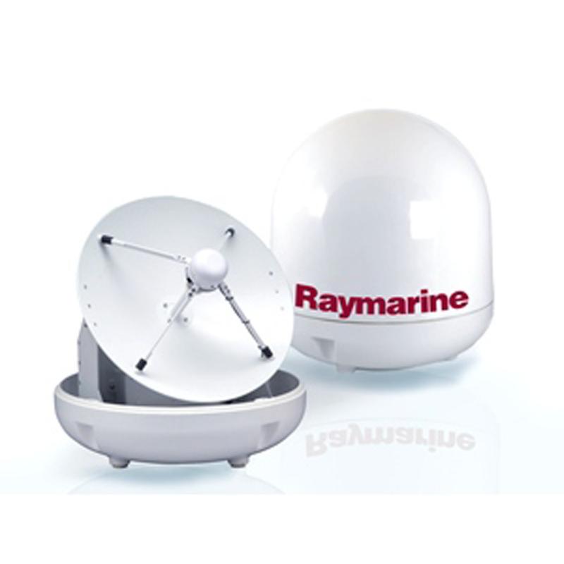 Antenne satellite 45 STV avec skew automatique pour l'Europe Raymarine
