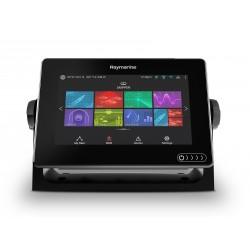 """AXIOM 12 RV, Écran tactile multifonctions 12"""" Module sondeur 600W, Downvision et Realvision 3D intégré, Wifi, sans sonde"""